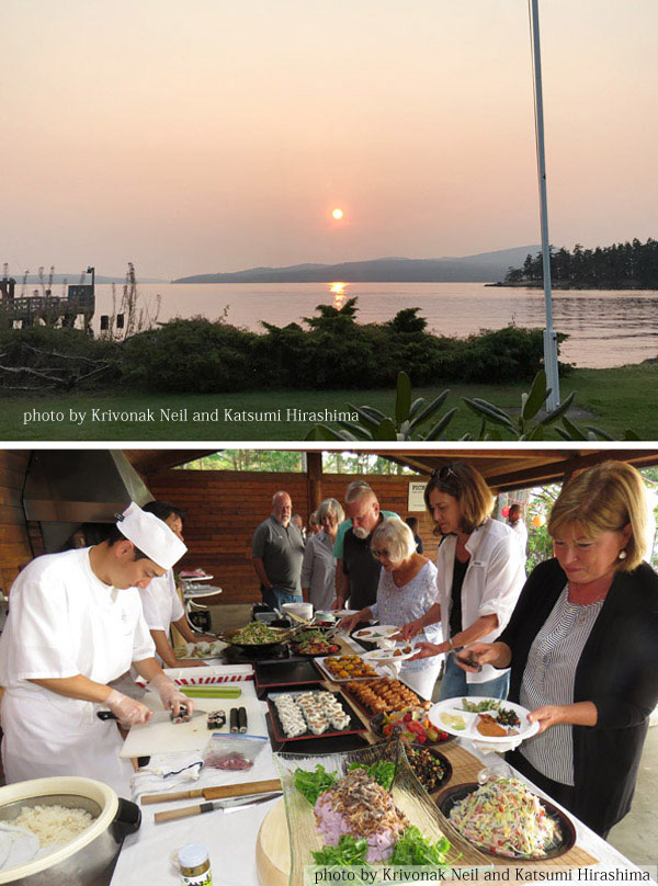 Blakely Island Catering Image