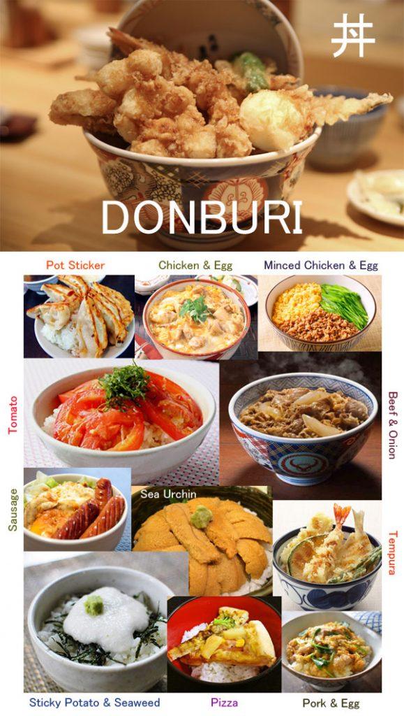 Donburi Image